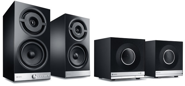 raumfeld wireless multiroom audio system review home theater 365. Black Bedroom Furniture Sets. Home Design Ideas